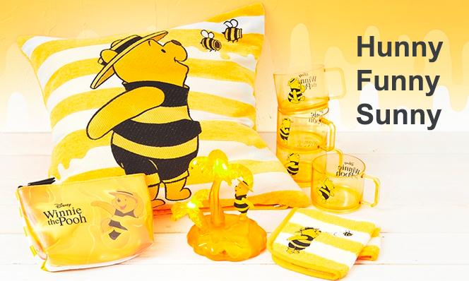 Hunny Funny Sunny
