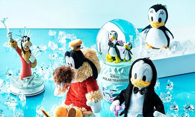 donald penguin