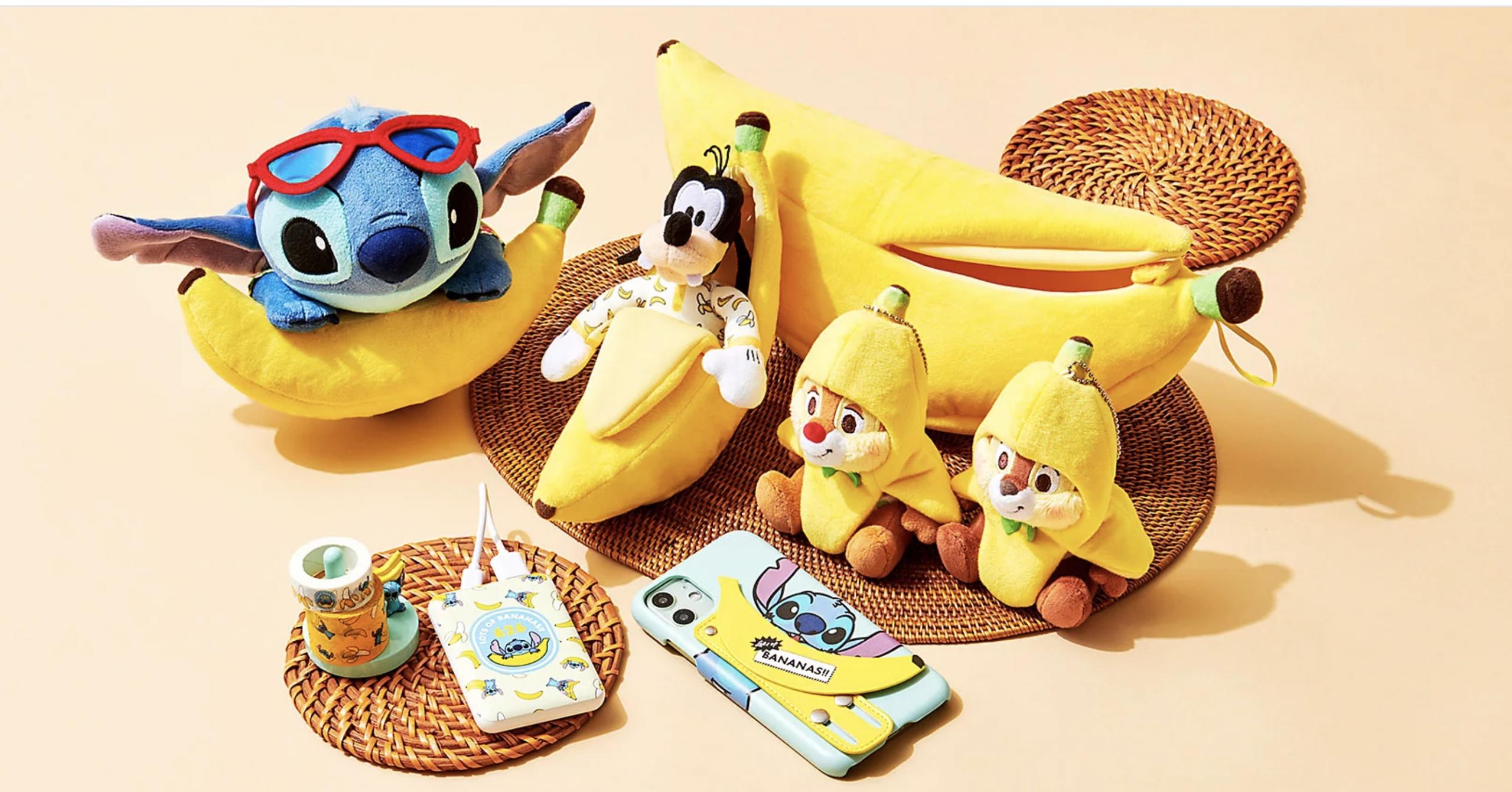 lots of banana