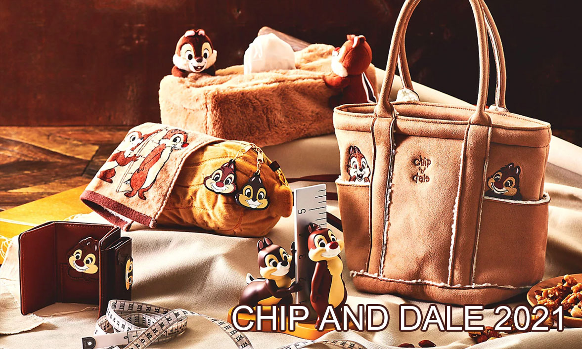 chip and dale 2021
